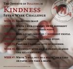 7 Week Kindness Challenge
